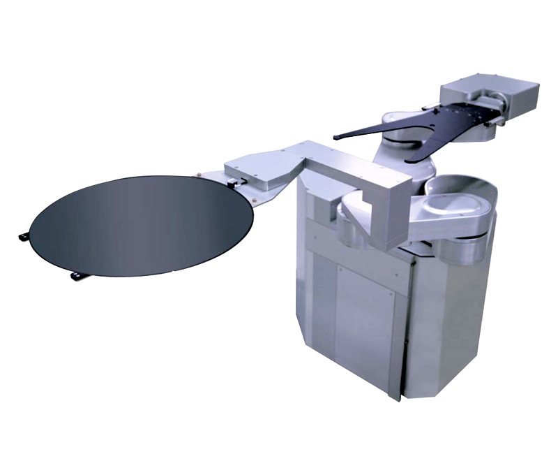 Atmospheric type robot AR-Wn180CL-5-TR-940   300mm   Wafer transfer robot    Semiconductor related equipment   Products Info   Products Info   HIRATA  Corporation